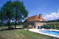 Les Fardines Pet Friendly Cottage Correze, France
